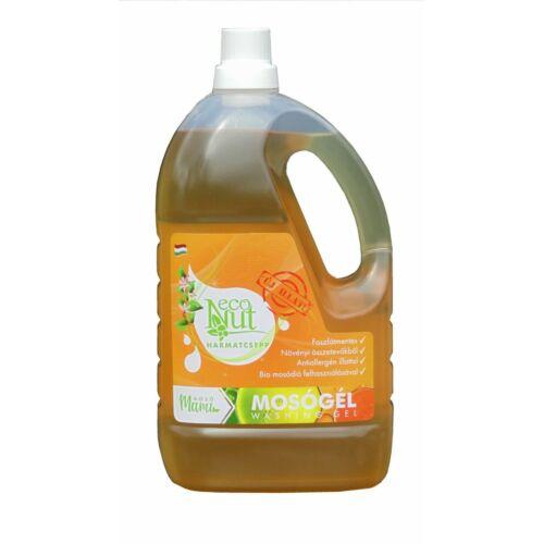 EcoNut mosódiós mosógél 3000 ml - Harmatcsepp